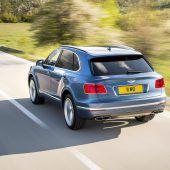 Autonews der WocheBentley schickt in Europa den Diesel in Pension / Neuer Selbstzünder für den Range Rover Velar / Opel kündigt acht neue bzw. überarbeitete Modelle an