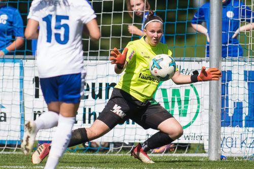Nathalie Bachmeier trainierte zuletzt in Deutschland beim SC Sand.Steurer