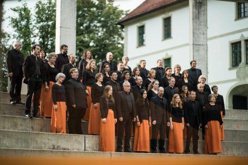 Neu im Programm: Der Carl-Orff-Chor aus Marktoberdorf im Allgäu. Veranstalter