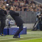 Der FC Bayern sehnteinen Sieg herbei
