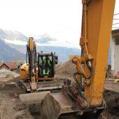 Bauarbeiten in Matin verzögern sich