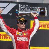 Räikkönen siegt, Hamilton wartet. C5