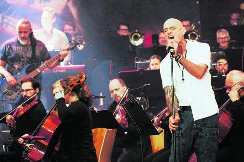 """Ohrenschmaus der anderen Art in Bregenz: """"Symphonic Rock in Concert"""". veranstalter"""