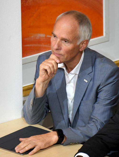 Peter Goldgruber wies die neuen Vorwürfe gegen ihn zurück. APA