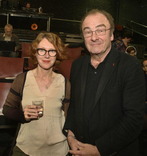Politikwissenschaftlerin Ulrike Guérot und der Schriftsteller Robert Menasse. APA