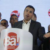 EU drängt Mazedonien nach Referendum zum Handeln