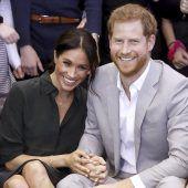 Freude bei den Royals: Meghan ist schwanger