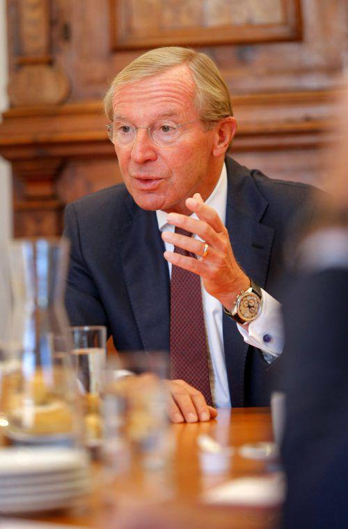 Reformen seien notwendig, meint Haslauer.Salzburger Nachrichten