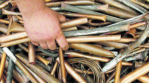 Rund 40.000 Euro hatte der Slowake mit dem Verkauf von tonnenweise gestohlenem Schrott erzielt. apa