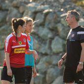 Lob für Entwicklung im Frauenfußball
