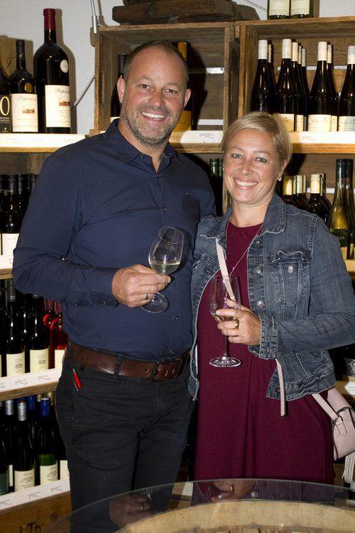 Sandra und Jochen Berchtold (bejos Spenglerei).