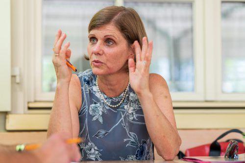 Schullandesrätin Barbara Schöbi-Fink sieht die Empfehlungen des Landes-Rechnungshofs zur Schulkindbetreuung als große Herausforderung.Stipi