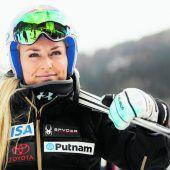 Lindsey Vonn macht mit Saisonende Schluss