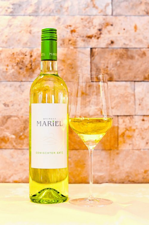 Sechs Rebsorten machen diesen Wein zu einem besonderen Genuss.VN/Oliver Lerch