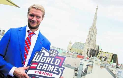 Sergey Andronov und ZSKA Moskau geben sich in Wien ein Stelldichein.ap