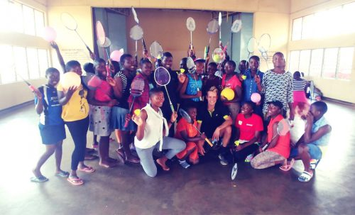 Sport verbindet die Menschen auf der ganzen Welt.union badminton sportclub