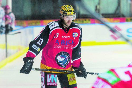 Steven Birnstill zeigte gegen Cortina mit zwei Toren auf. Stiplovsek