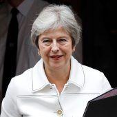 May und ihr Brexit-Optimismus