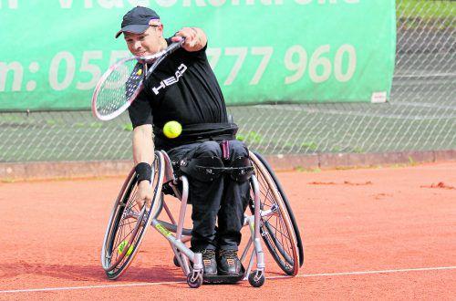 Thomas Flax hat seinen sportlichen Fokus auf die Teilnahme bei den Paralympics 2020 in Tokio gelenkt.VN/Stiplovsek