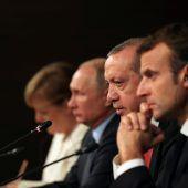 Syrien-Gipfel galt nicht nur Syrien