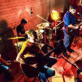 Trickster Flint spielen ein feines Herbstkonzert in Nüziders