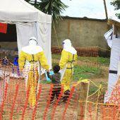 WHO will Ebola-Krise ohne harte Mittel unter Kontrolle bringen
