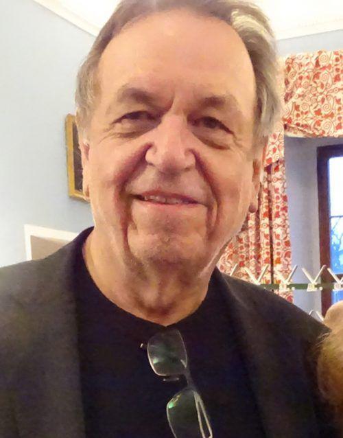 Ulrich Gabriel unterstützt das Bregenzer Chorprojekt.