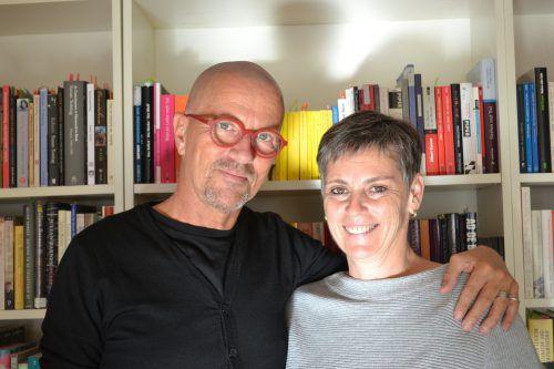 """Vera und Rainer Juriatti: """"Es ist schon fast ein Phänomen, wie sehr wir durch die Hoffnung getragen wurden."""" BI"""