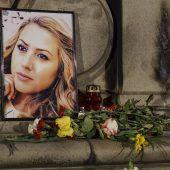 Festnahme nach Mord an bulgarischer Journalistin