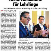 Beschämendes Gesetz in Österreich!