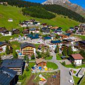 Chalet-Boom in Lech in der Kritik