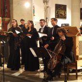 Mit Leidenschaft und Begeisterung für Johann Sebastian Bach