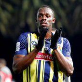 Usain Bolts Fußballkarriere droht am Geld zu scheitern
