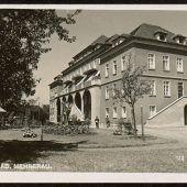 Ein Unfallkrankenhaus für Bregenz