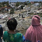 Das Chaos nach dem Beben