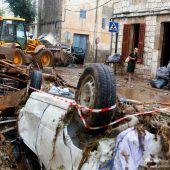 Tödliches Chaos auf Mallorca