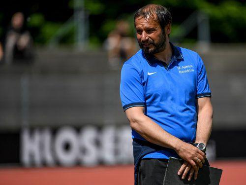 16 Jahre Spieler in Hard, seit 2009 nunmehr bei der Admira. Zuerst eine Saison als Spieler, seit 2010 ist Herwig Klocker Coach beim Klub aus Dornbirn.VN-Lerch