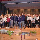 Gemeinde Röthis bedankte sich 51 Mal