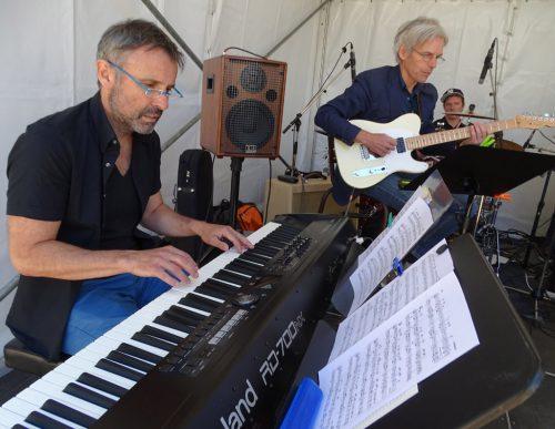 """""""A Tribute to Phil Collins"""" mit der Big Band Swingwerk gibt es am 2. Dezember im Löwensall zu hören.the"""