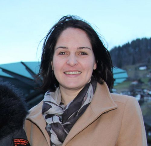 Abgeordnete Monika Vonier wird sich für ihren Verbleib im Landtag ins Zeug legen müssen. VN