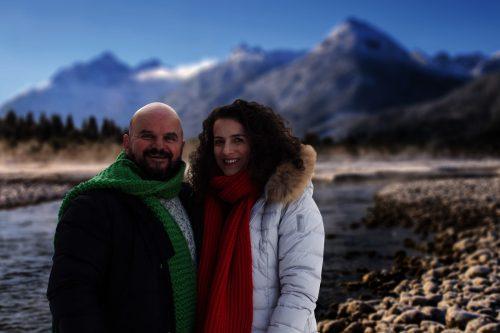 """Adventprogramm """"Wenn's still isch"""" mit Toni und Margit Knittel in Götzis. marie-christin Wolf"""