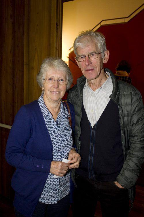 Agnes und Kunibert Tiefenthaler.
