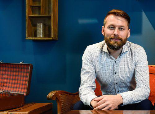 Alexander Meyer hat mit Start-up und neuem Gesellschafter viel vor.Fa/TR