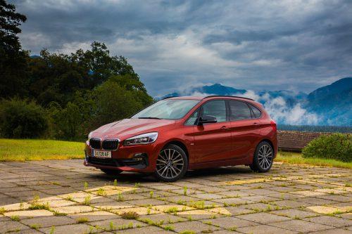 Alles, nur nicht langweilig: 2er BMW-Van zielt auf familiäre Freizeitaktivisten ab.vn/steurer