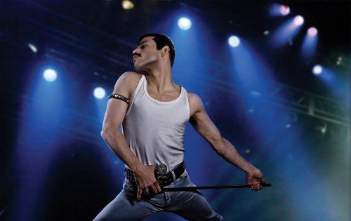 Als Frontsänger der Band Queen wurde Freddie Mercury (Rami Malek) zur Ikone. 20th century Fox