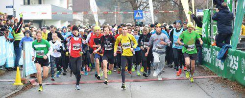 Am 30. Dezember fällt wieder der Startschuss für den Altacher Silvesterlauf, präsentiert von den VN.veranstalter