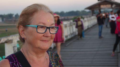 Am liebsten tourt Erika Petschenig durch asiatische Länder.EP