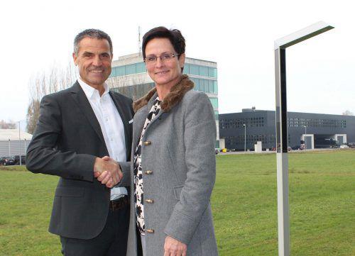 Andrea Bergerhoff übernimmt die Ledon-Geschäftsführung von Reinhard Weiss. Fa
