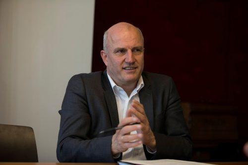 Andreas Kappaurer ist seit heute Chefpädagoge des Landes.  VN/Paulitsch