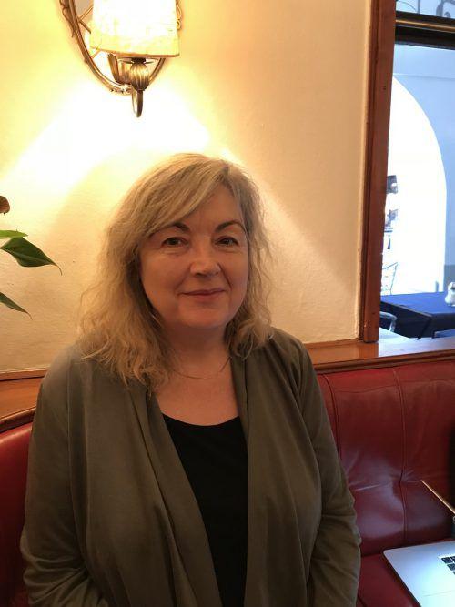 Angelika Hutterer hat viel Erfahrung mit Kindern und Jugendlichen. VN/HK